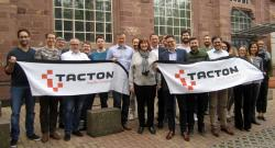 Tactons Team in Karlsruhe