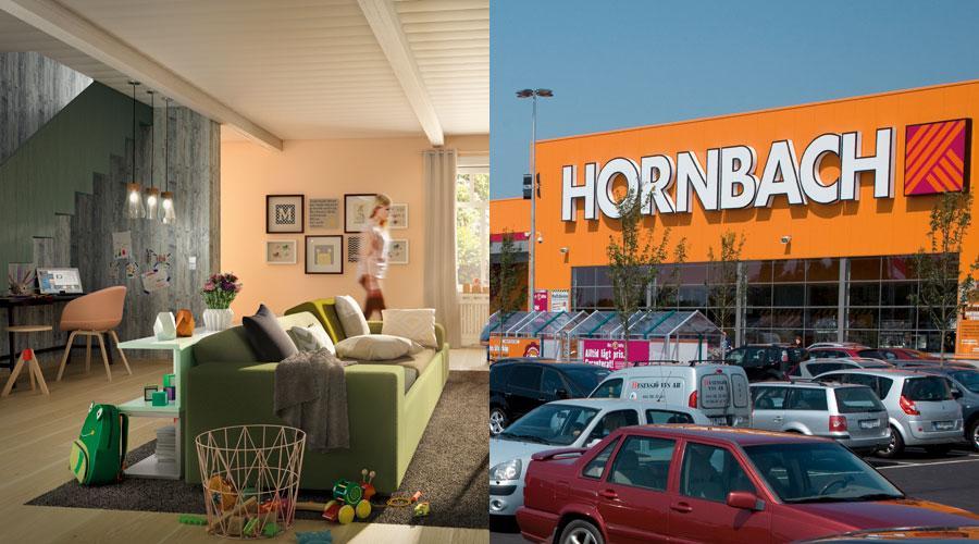 hornbach helsingborg adress