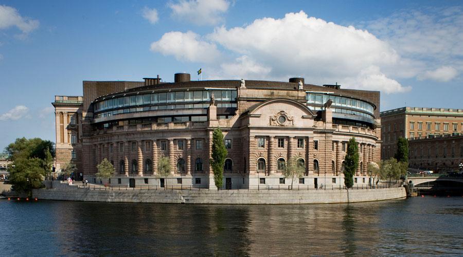 Schwedischer Reichstag