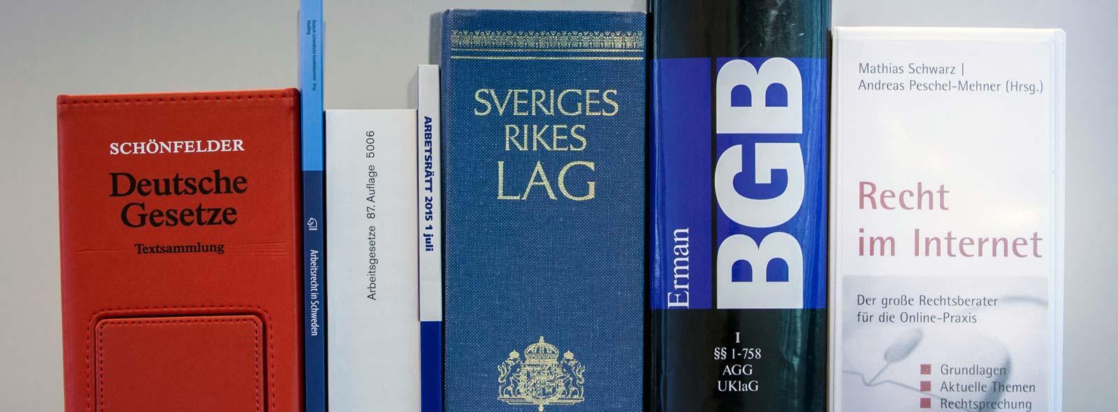 Recht Deutsch Schwedische Handelskammer