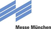 Messe Münchens Logga